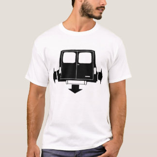 Mini Clubman Estate & Van Low and Wide T-Shirt