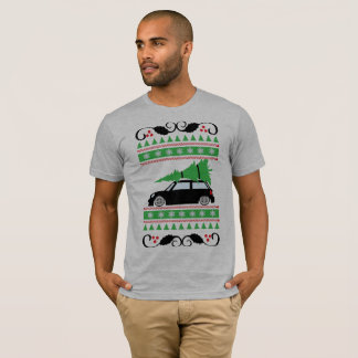 Mini Cooper Christmas 3 T-Shirt