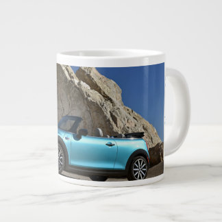 Mini Cooper Convertible Coffee Mug
