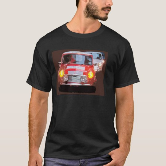 Mini Cooper Italian Job Event T-Shirt