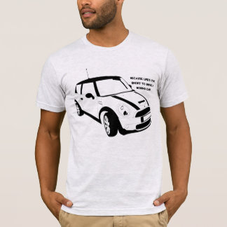 Mini Cooper Not Boring T-Shirt