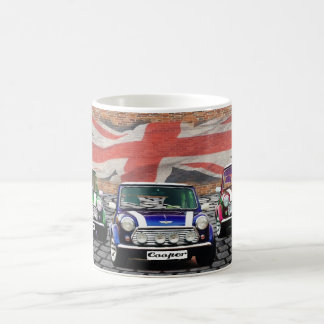 Mini Coopers Coffee Mug