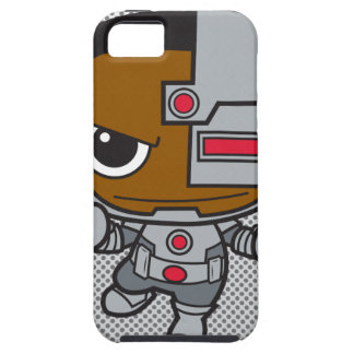 Mini Cyborg Tough iPhone 5 Case
