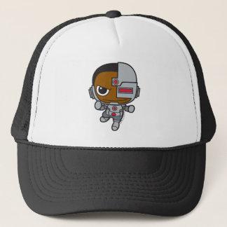 Mini Cyborg Trucker Hat