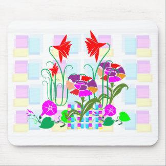 Mini Garden : Flower Arrangement Mouse Pads