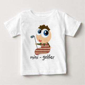 Mini Golfer Kids Golfing T-shirt