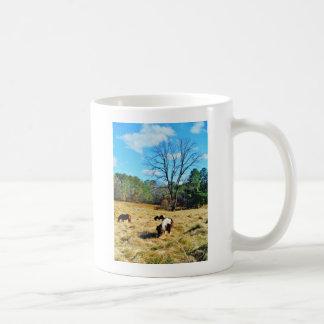 Mini Horses Mugs
