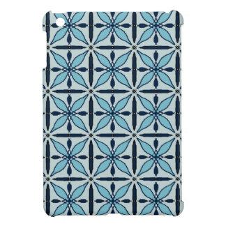 Mini hull I Pad blue graphic reasons iPad Mini Cover