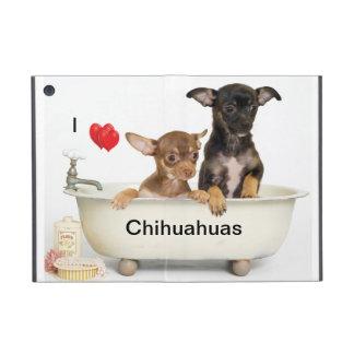 Mini iPad Case  - Chihuahua puppy's