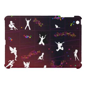 Mini Ipad Case People Dancing Jumping