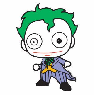 Mini Joker Standing Photo Sculpture