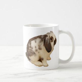 mini Lop Bunny Mugs