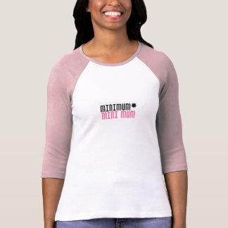 Mini*mum T-Shirt