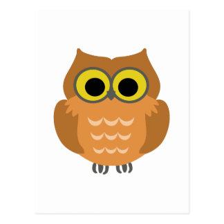 MINI OWL POSTCARD