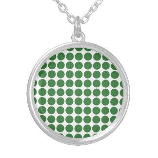 Mini Polka Dots Necklace