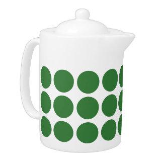 Mini Polka Dots Teapot