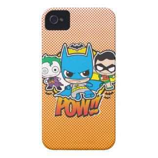 Mini Pow iPhone 4 Case-Mate Cases