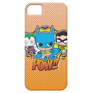 Mini Pow iPhone 5 Covers