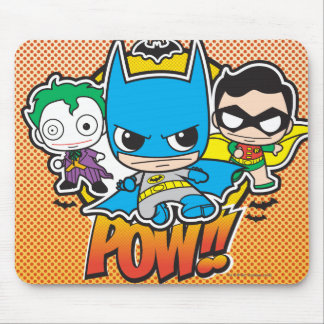 Mini Pow Mouse Mat