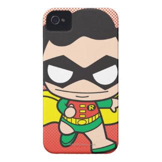 Mini Robin iPhone 4 Cases