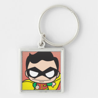 Mini Robin Key Ring