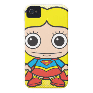 Mini Supergirl iPhone 4 Case-Mate Case