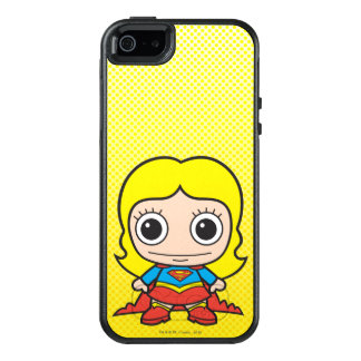 Mini Supergirl OtterBox iPhone 5/5s/SE Case
