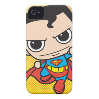 Mini Superman Flying iPhone 4 Case-Mate Cases