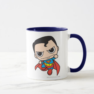Mini Superman Flying Mug