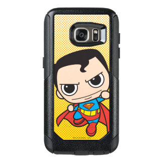 Mini Superman Flying OtterBox Samsung Galaxy S7 Case