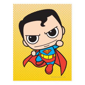 Mini Superman Flying Postcard