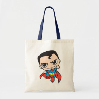 Mini Superman Flying Tote Bag