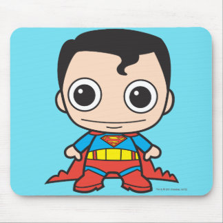 Mini Superman Mouse Mat