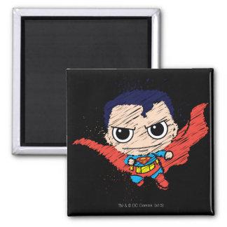 Mini Superman Sketch Magnet