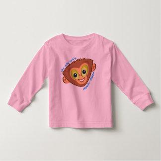 Mini Toddler Girl 2 Toddler T-Shirt