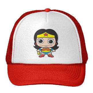 Mini Wonder Woman Cap