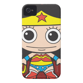 Mini Wonder Woman Case-Mate iPhone 4 Case