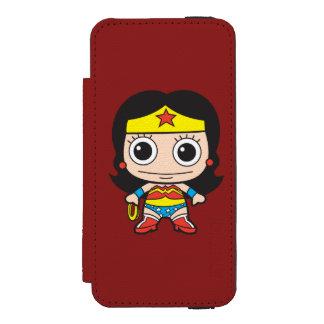 Mini Wonder Woman Incipio Watson™ iPhone 5 Wallet Case