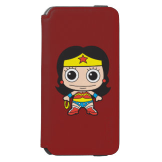 Mini Wonder Woman Incipio Watson™ iPhone 6 Wallet Case