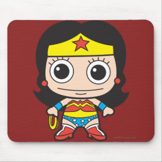 Mini Wonder Woman Mouse Mat