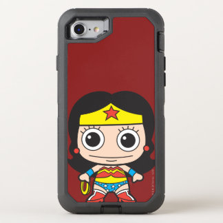 Mini Wonder Woman OtterBox Defender iPhone 8/7 Case