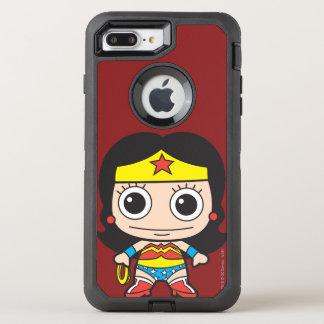 Mini Wonder Woman OtterBox Defender iPhone 8 Plus/7 Plus Case