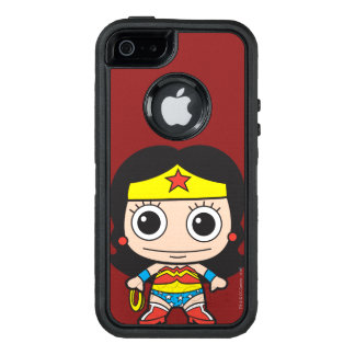 Mini Wonder Woman OtterBox Defender iPhone Case