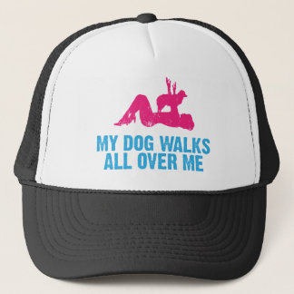 Miniature Australian Shepherd Trucker Hat