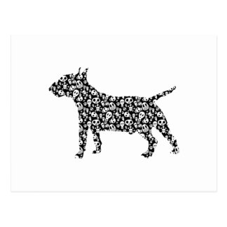 Miniature Bull Terrier Postcards