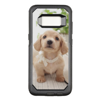 Miniature Dachshund OtterBox Commuter Samsung Galaxy S8 Case