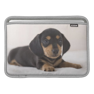Miniature Dachshund Sleeves For MacBook Air