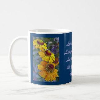 Miniature Daisy Mum Mug
