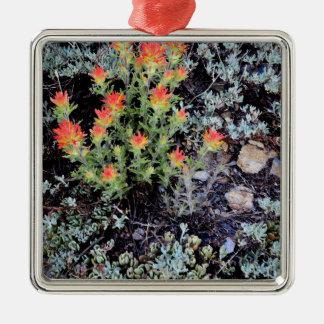 Miniature Garden at Gem Lake Christmas Ornament