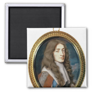 Miniature of James II as the Duke of York, 1661 Magnet